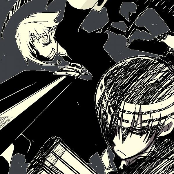 Tags: Anime, Imawano Lem, SOUL EATER, Crona, Death the Kid