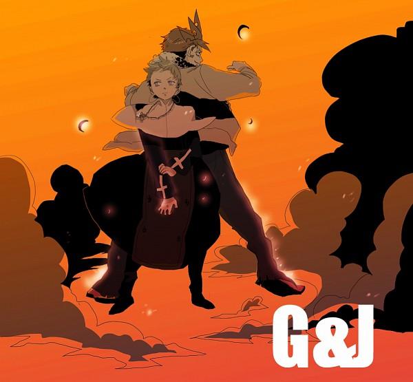 Tags: Anime, SQUARE ENIX, SOUL EATER, Giriko, Justin Law