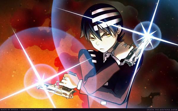 Tags: Anime, SQUARE ENIX, SOUL EATER, Death the Kid, Dual Guns
