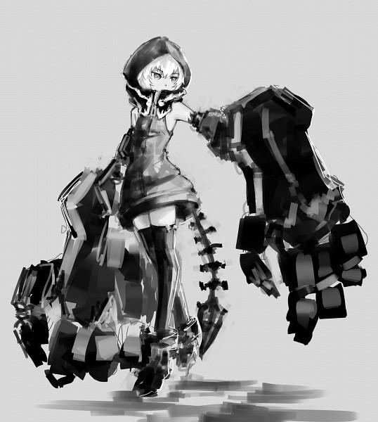 Tags: Anime, Pas (Paxiti), Black★Rock Shooter, STRength