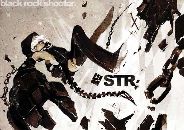 Tags: Anime, Fishine, Black★Rock Shooter, STRength