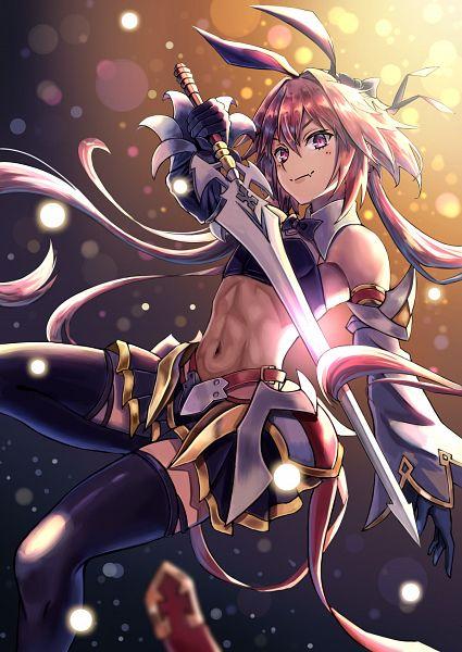 Tags: Anime, Pixiv Id 35706033, Fate/Grand Order, Black Rider, Saber (Astolfo), Fanart From Pixiv, Pixiv, Fanart