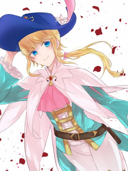 Tags: Anime, Pixiv Id 5510288, Fate/Grand Order, Saber (Chevalier d'Eon), Fanart From Pixiv, Pixiv, Fanart