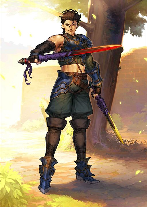 Saber (Diarmuid Ua Duibhne) - Lancer (Fate/zero)