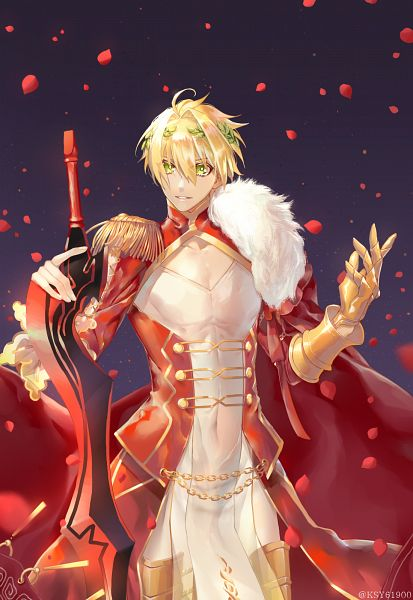 Tags: Anime, Pixiv Id 3764690, Fate/EXTRA, Saber (Fate/EXTRA), Pixiv, Fanart, Fanart From Pixiv