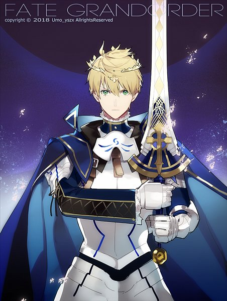 Tags: Anime, Yszx, Fate/Grand Order, Saber (Fate/Prototype), Excalibur Proto