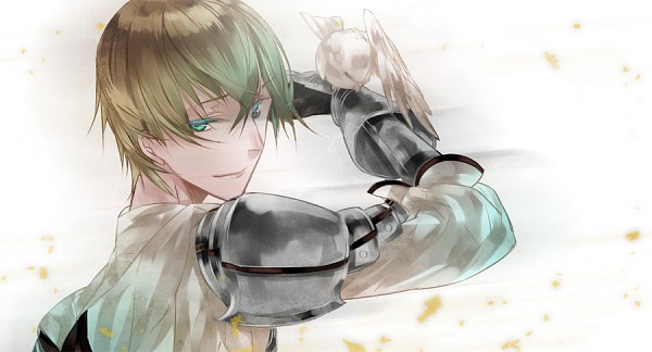 Tags: Anime, witchonly, Fate/Prototype, Saber (Fate/Prototype), Pixiv, Facebook Cover