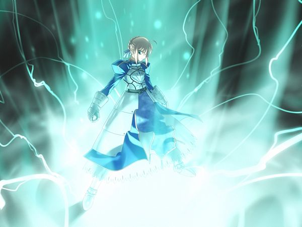 Tags: Anime, Takeuchi Takashi, TYPE-MOON, Fate/stay night, Saber (Fate/stay night), CG Art