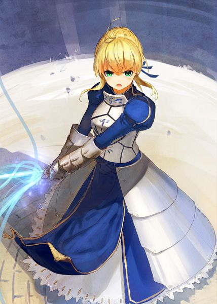 Tags: Anime, November☆, TYPE-MOON, Fate/stay night, Saber (Fate/stay night), Mobile Wallpaper