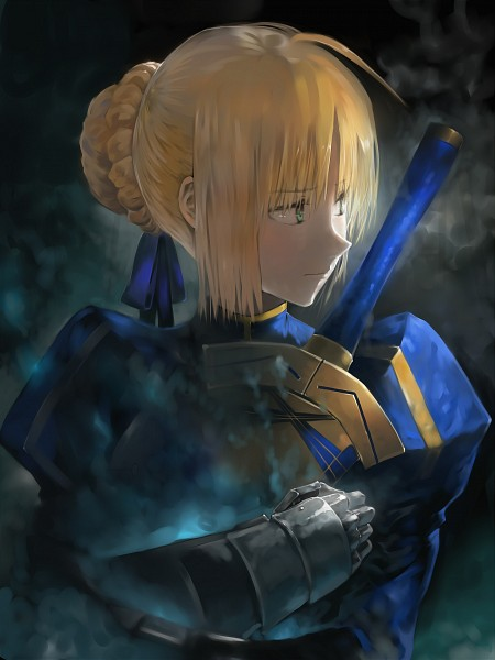 Tags: Anime, Bob (Biyonbiyon), Fate/stay night, Saber (Fate/stay night), Fanart, Pixiv, Fanart From Pixiv
