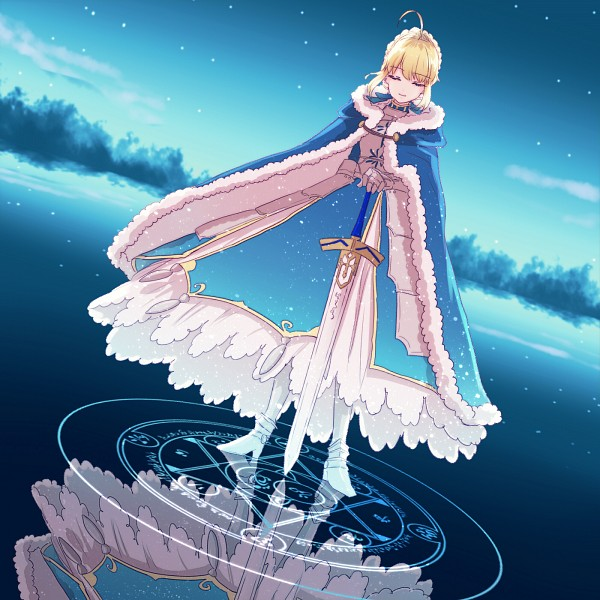 Tags: Anime, Pixiv Id 1997396, Fate/stay night, Saber (Fate/stay night), Fanart, Fanart From Pixiv, Pixiv