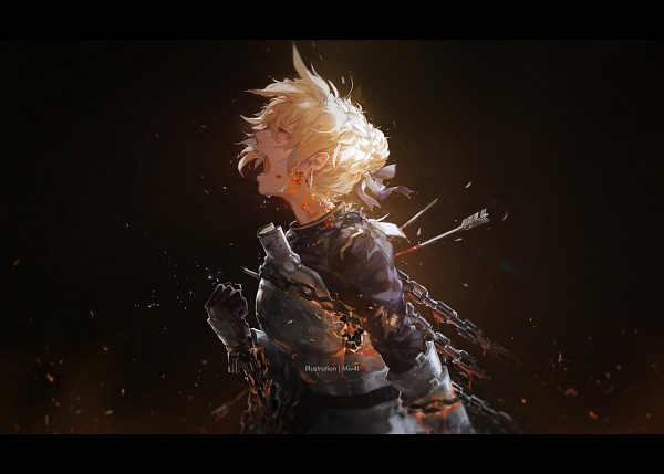 Tags: Anime, Miv4t, Fate/stay night, Saber (Fate/stay night), Fanart, Fanart From Pixiv, Pixiv