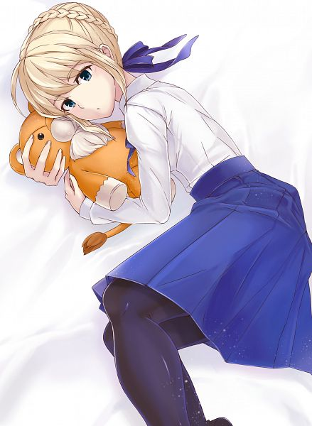 Tags: Anime, Pixiv Id 10043376, Fate/stay night, Saber (Fate/stay night), PNG Conversion, Mobile Wallpaper