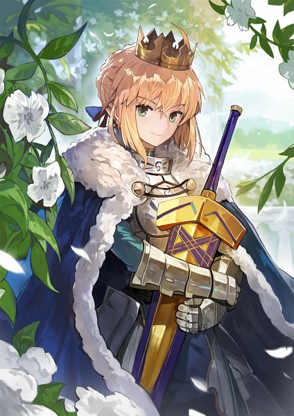 Tags: Anime, Alchemaniac, Fate/Grand Order, Saber (Fate/stay night), Avalon (Sheath), Hair Up, Fanart, Fanart From Pixiv, Pixiv