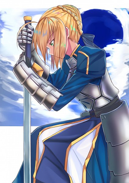Tags: Anime, Pixiv Id 20249961, Fate/Grand Order, Saber (Fate/stay night), Fanart, Fanart From Pixiv, Pixiv