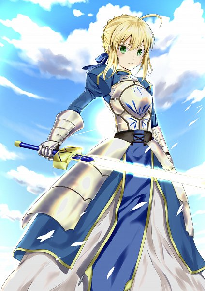 Tags: Anime, Pixiv Id 27423613, Fate/stay night, Saber (Fate/stay night)