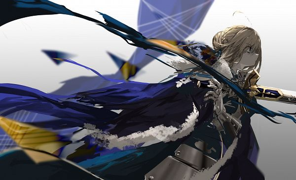 Tags: Anime, Naruwe, Fate/stay night, Saber (Fate/stay night)