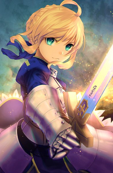 Tags: Anime, Pixiv Id 14924463, Fate/stay night, Saber (Fate/stay night)