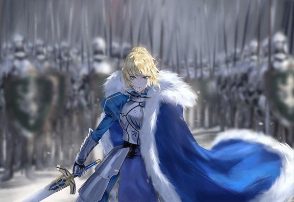 Tags: Anime, Pixiv Id 53954374, Fate/stay night, Saber (Fate/stay night), Fanart From Pixiv, Pixiv, Fanart