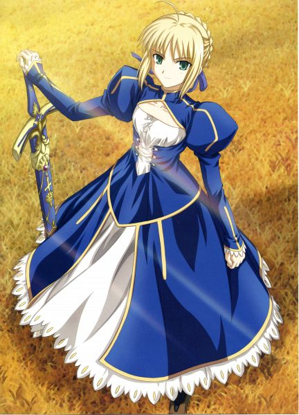 Saber (Fate/stay night) - Fate/stay night