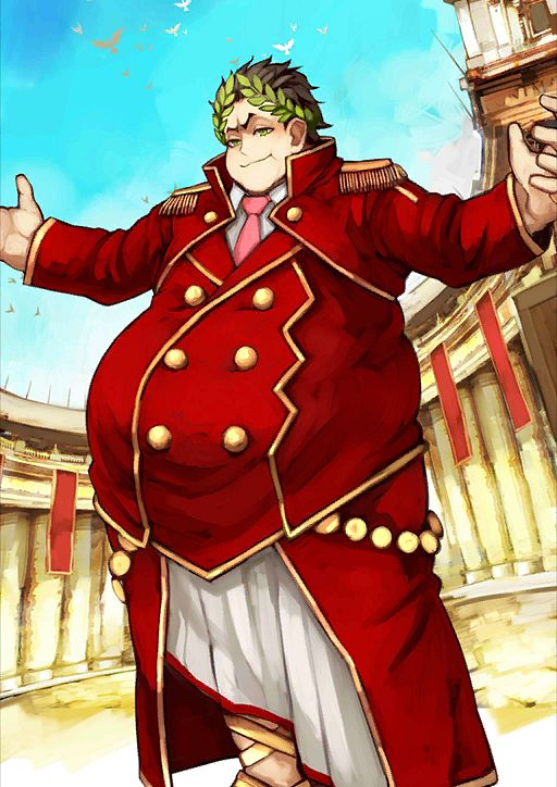 Saber (Gaius Julius Caesar) - Fate/Grand Order