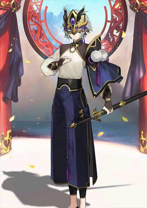 Saber (Gao Changgong) - Fate/Grand Order