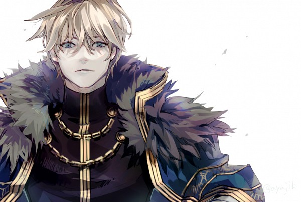 Tags: Anime, Ayajik, Fate/Grand Order, Saber (Gawain), PNG Conversion, Artist Request, Fanart