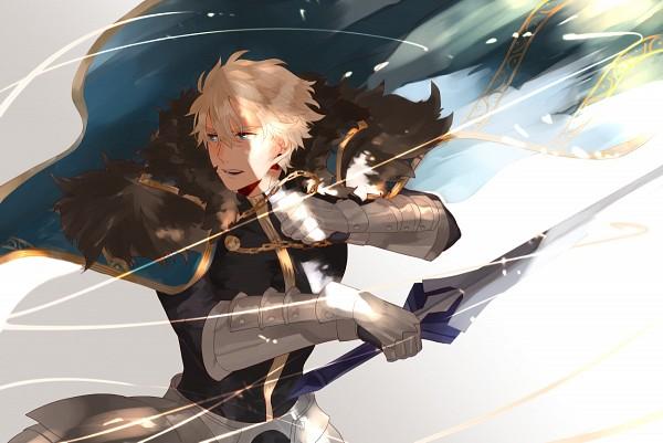 Tags: Anime, Pixiv Id 20895014, Fate/Grand Order, Saber (Gawain), Excalibur Galatine