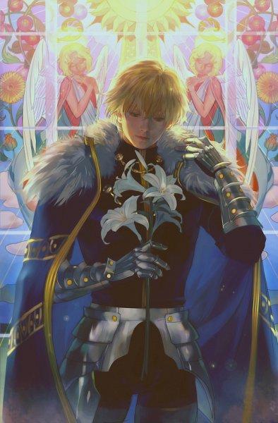 Tags: Anime, Pixiv Id 3311012, Fate/Grand Order, Saber (Gawain), Pixiv, Fanart, Fanart From Pixiv