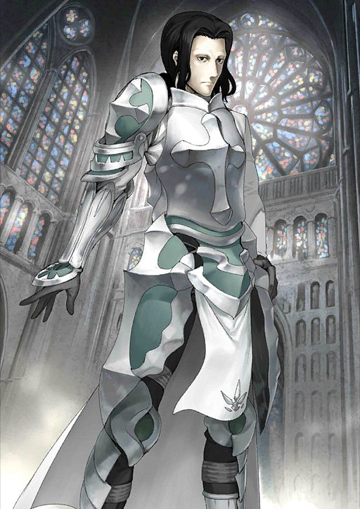 Saber (Gilles de Rais) - Caster (Fate/zero)