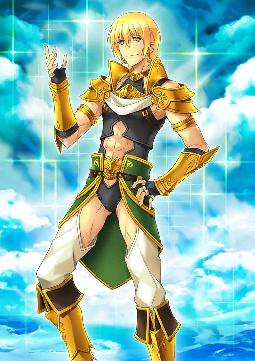 Saber (Jason) - Jason (Fate/Grand Order)