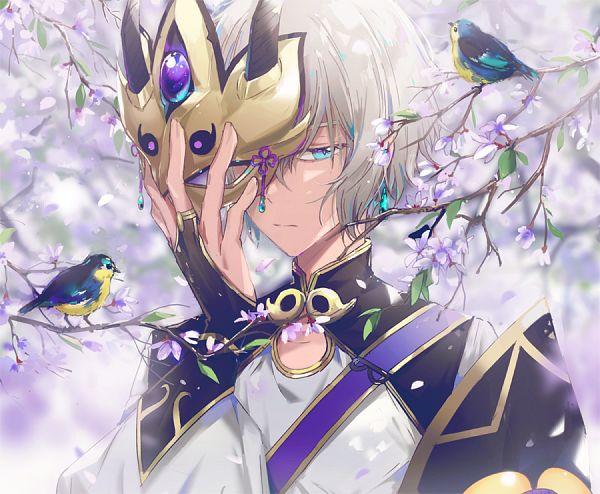 Tags: Anime, Dangmill, Fate/Grand Order, Saber (Lanling Wang)