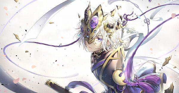 Tags: Anime, Kingchenxi, Fate/Grand Order, Saber (Lanling Wang)
