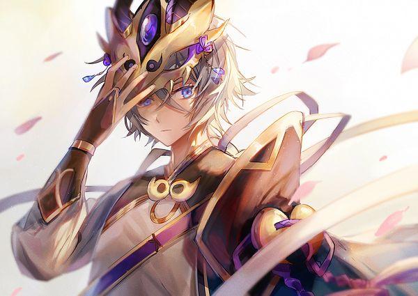 Tags: Anime, Pixiv Id 10337288, Fate/Grand Order, Saber (Lanling Wang)