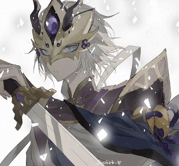 Tags: Anime, Pixiv Id 8504882, Fate/Grand Order, Saber (Lanling Wang)