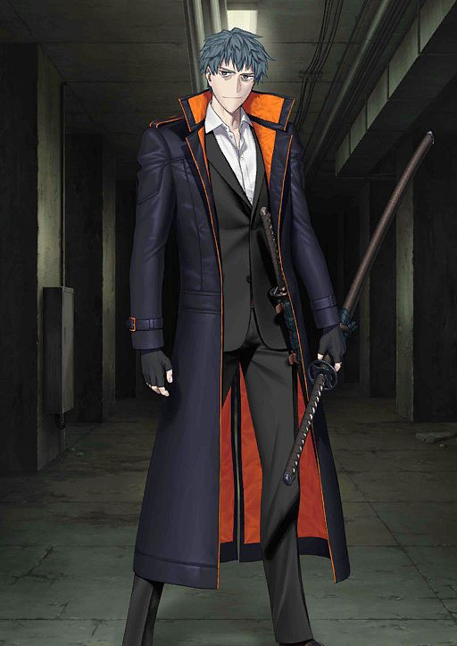 Saber (Saitou Hajime) - Fate/Grand Order