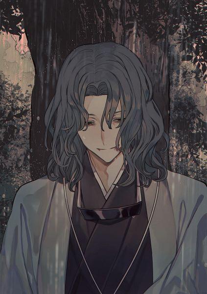 Tags: Anime, Pixiv Id 19517828, Fate/Grand Order, Saber (Saitou Hajime), Fanart From Pixiv, Pixiv, Fanart