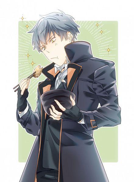 Tags: Anime, Hinoya, Fate/Grand Order, Saber (Saitou Hajime)