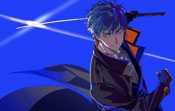 Tags: Anime, Fate/Grand Order, Saber (Saitou Hajime)