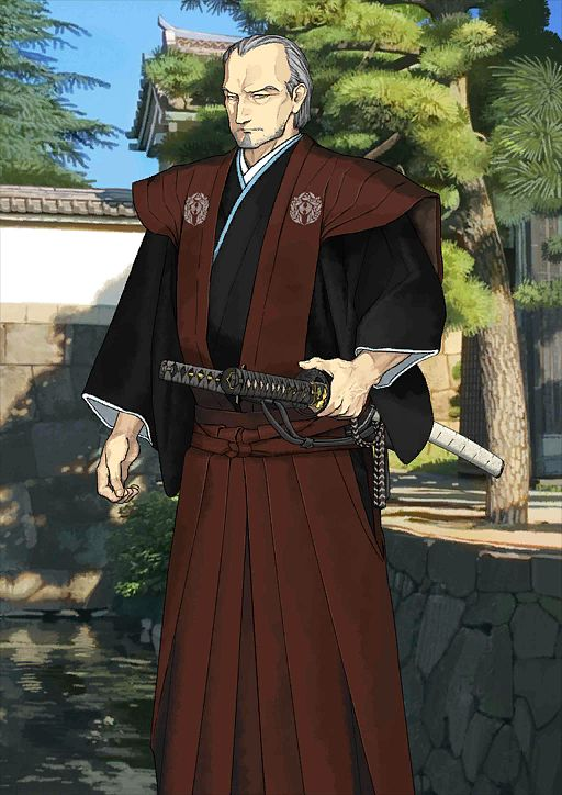 Saber (Yagyuu Munenori) - Fate/Grand Order