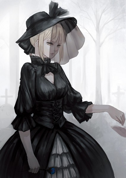 Tags: Anime, Bryanth, TYPE-MOON, Fate/stay night, Saber Alter, Saber (Fate/stay night), Mobile Wallpaper