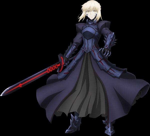 Tags: Anime, ufotable, Fate/stay night : Heaven's Feel - II Lost Butterfly, Fate/stay night : Heaven's Feel, Fate/stay night, Saber Alter, Saber (Fate/stay night), Excalibur Morgan, Official Art
