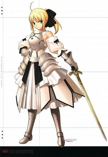 Saber Lily - Saber (Fate/stay night)