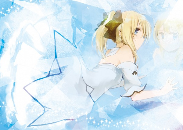 Tags: Anime, Rin (Royal), Fate/unlimited codes, Saber Lily, Saber (Fate/stay night), Pixiv