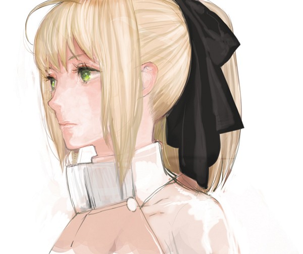 Tags: Anime, NPN, Fate/unlimited codes, Saber (Fate/stay night), Saber Lily, Fanart From Pixiv, Fanart, Pixiv