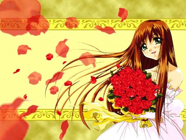 Tags: Anime, Saber Marionette, Lorelei  (Saber Marionette), Wallpaper