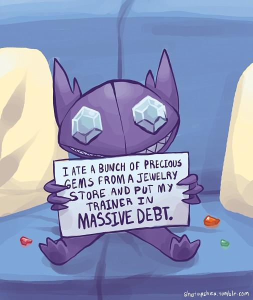 Sableye - Pokémon