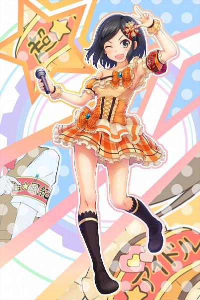 Tags: Anime, Pixiv Id 19956185, THE iDOLM@STER: Cinderella Girls, Saejima Kiyomi, Fanart, Fanart From Pixiv, Pixiv