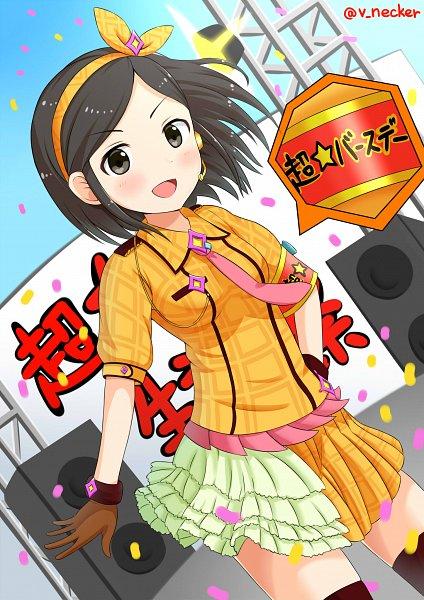 Tags: Anime, Pixiv Id 14236778, THE iDOLM@STER: Cinderella Girls, Saejima Kiyomi, Pixiv, Fanart, Fanart From Pixiv