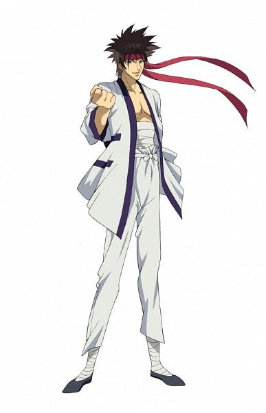 Sagara Sanosuke - Rurouni Kenshin
